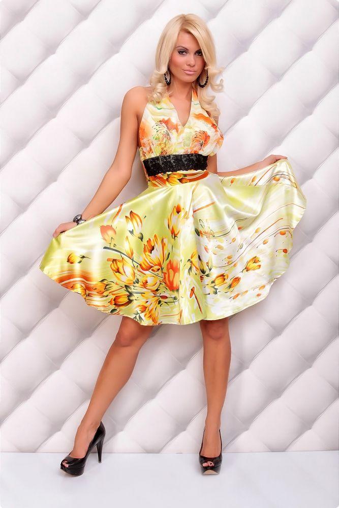 Kleider sommerlich elegant